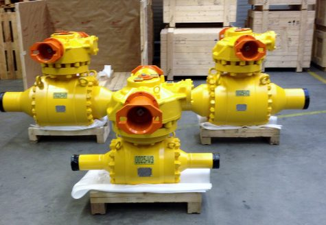 Subsea & Topside Valves